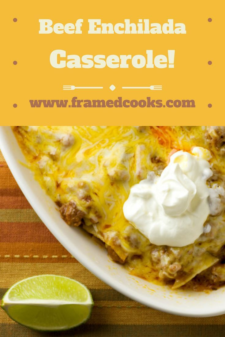 Casserole Recipes For Dinner Healthy Families Ground Beef