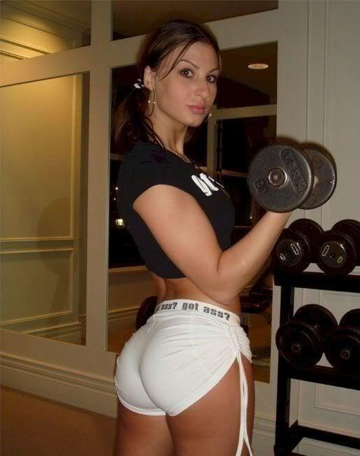 Ass big fine latina