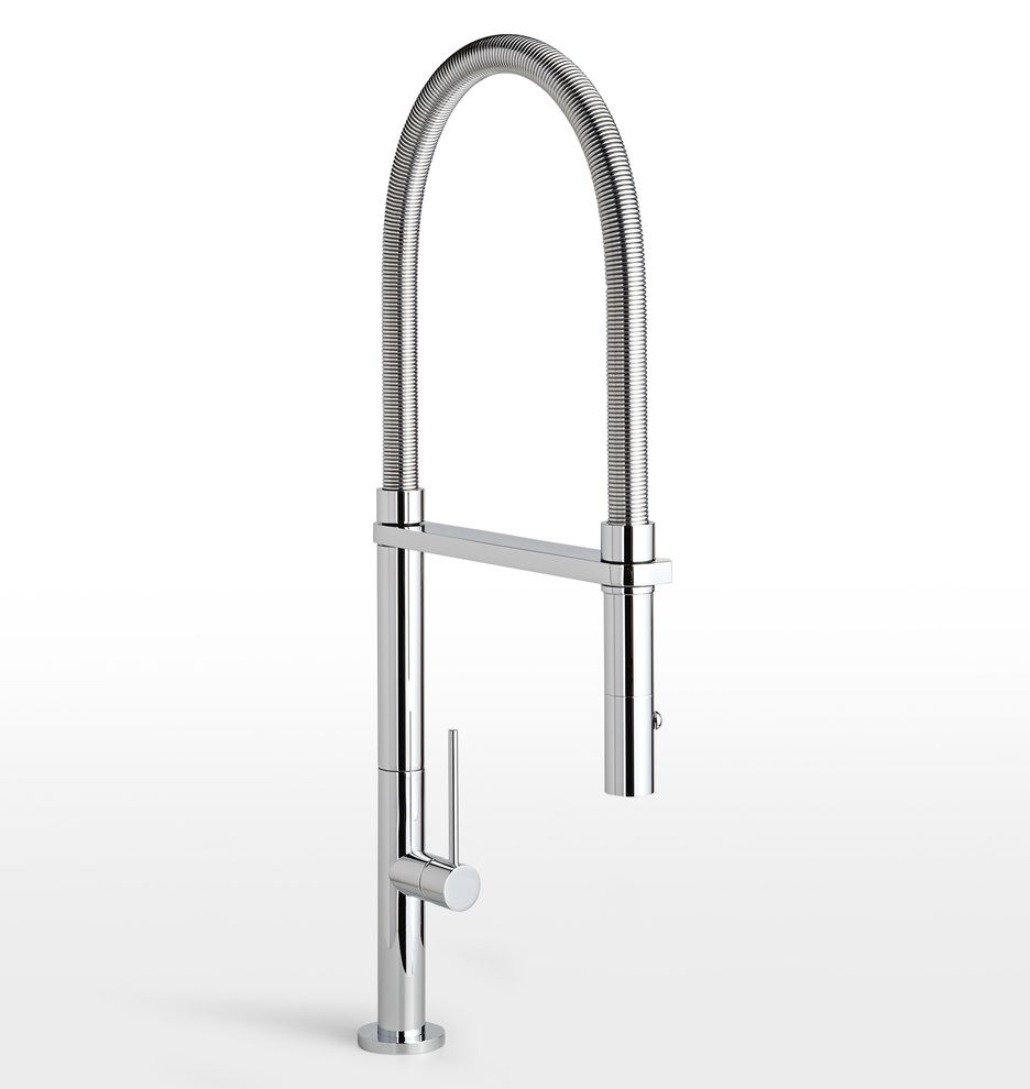 Culinary Pull Down Kitchen Faucet | Kitchen faucets, Faucet and ...