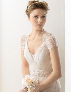 Bridal Spring 2014: Rosa Clará