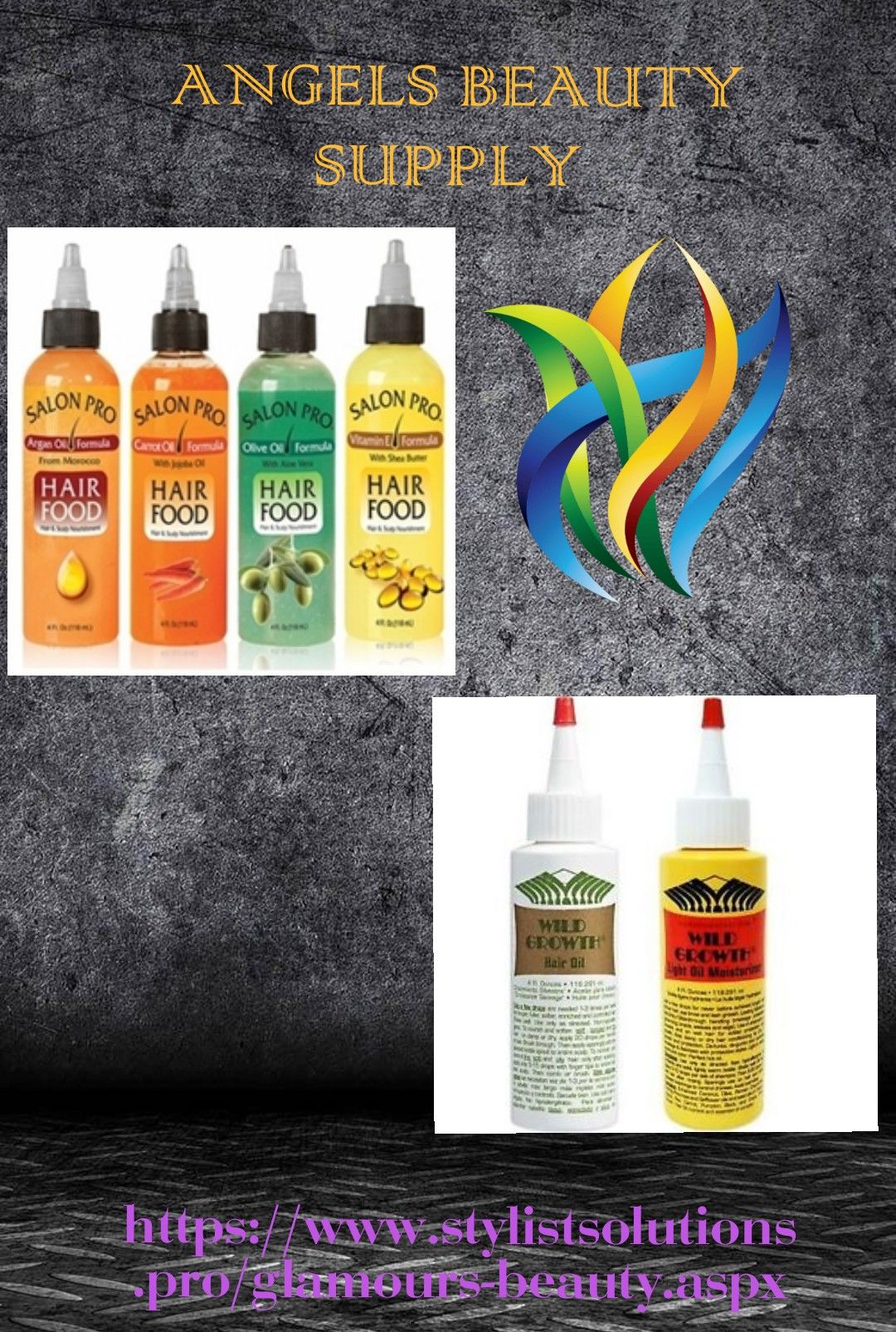 Hair products Angels beauty, Beauty supply, Wild growth