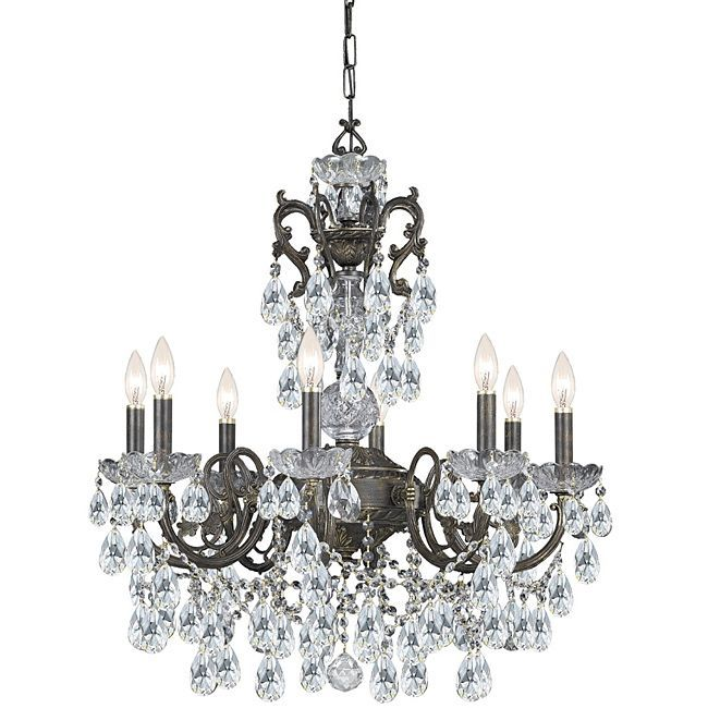 espanol medium shade crystal mini crystorama significado drum chandelier of amazon light sale size bronze en chrome chandeliers
