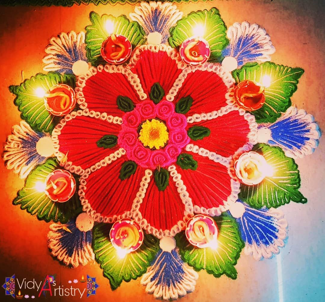 6 Likes, 0 Comments Vidya's Artistry (vidyasartistry