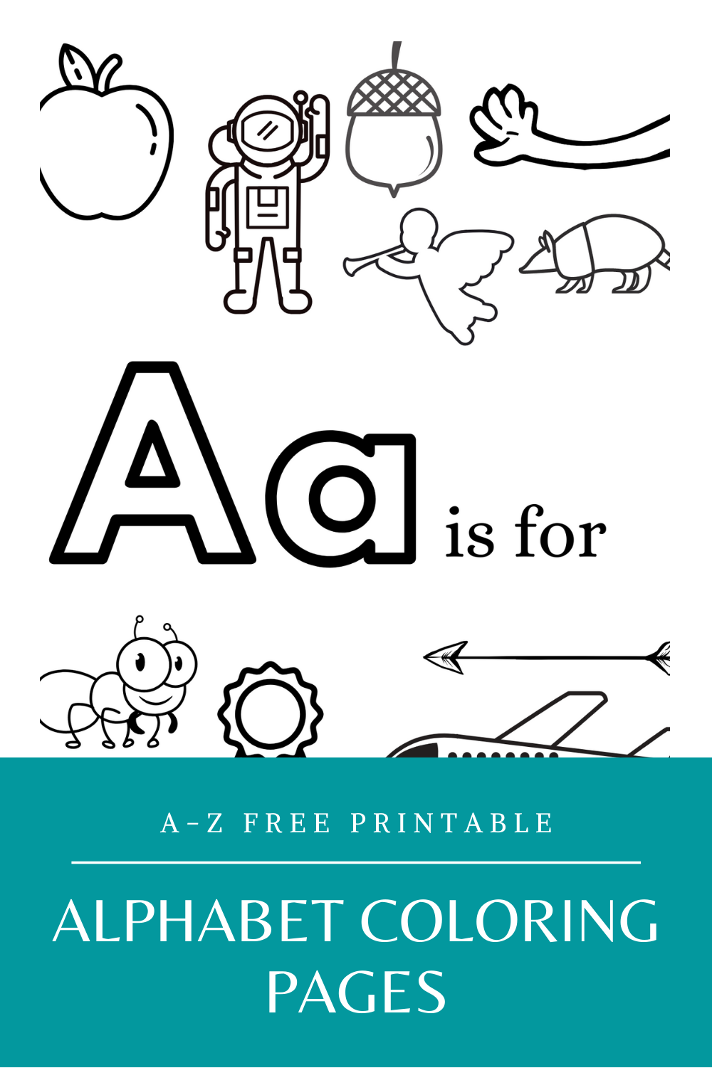 A Z Free Printable Alphabet Coloring Pages Hey Kelly Marie Alphabet Coloring Pages Alphabet Activities Preschool Alphabet Coloring