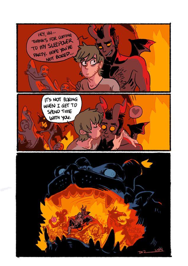 Tegneserie homoseksuelle billeder