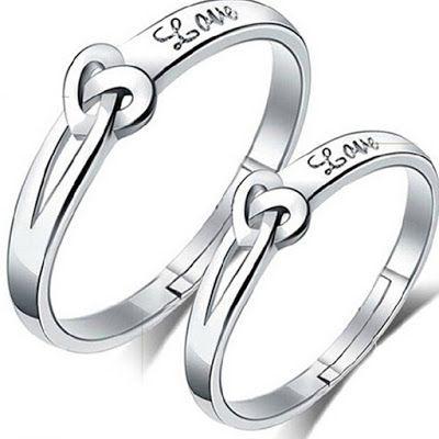 fb696332a238 Anillos de boda en plata ¡20 Increíbles Diseños de Moda! - Somos Novias