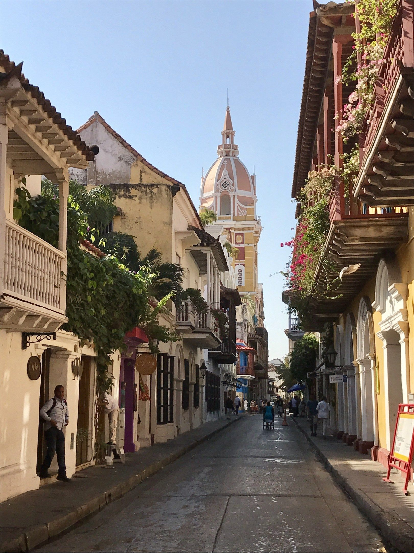 Postcard From Cartagena De Indias First Days In Colombia South America South America Travel South America South America Map