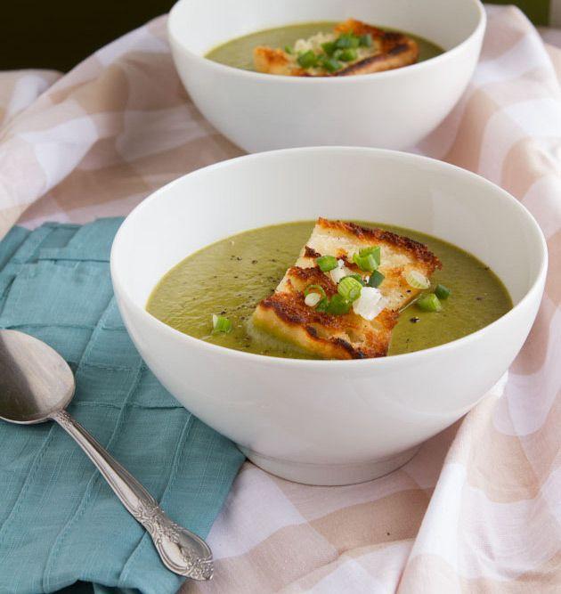 Вегетарианские супы для диеты 5п