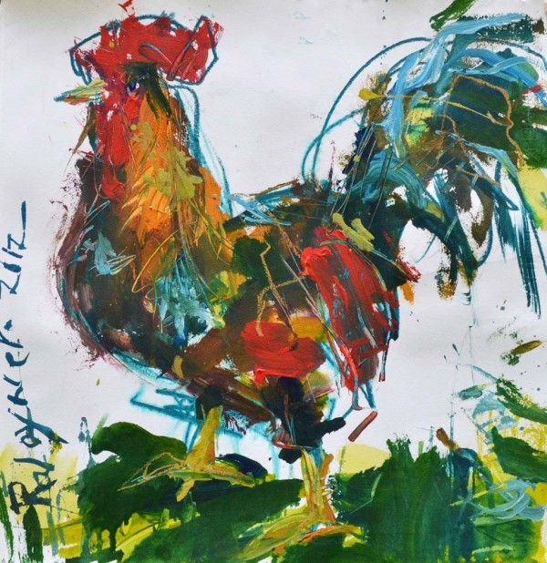 nov 20 rooster artwork artwork and paintings