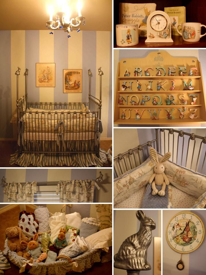 17 Best images about Beatrix Potter on Pinterest | Themed baby ...