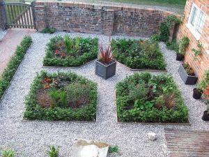 Parterre Modern Knot Garden Herb Garden Design Parterre Garden Front Garden Design