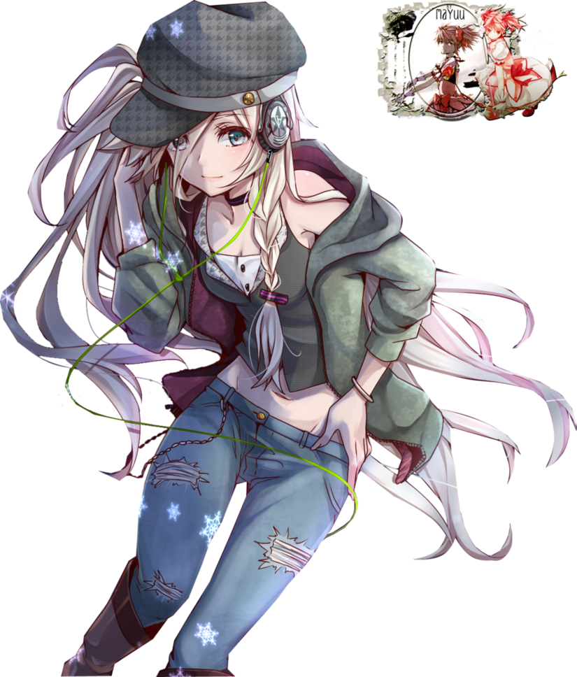 snow ia vocaloid IA Vocaloid IA Pinterest Searches