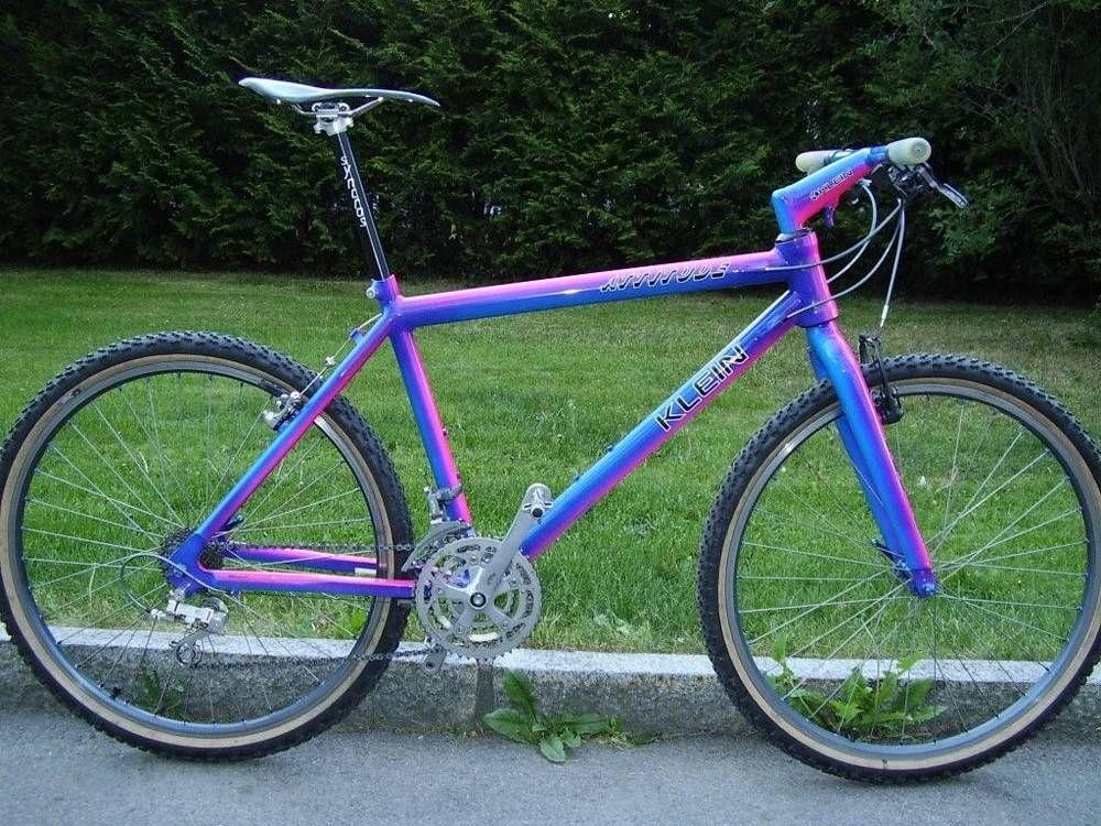 Klein Bikes Adroit Attitude Pre Trek
