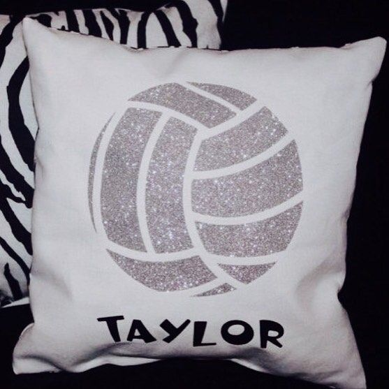 #volleyball #pillow #forall