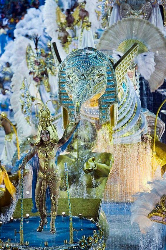 Rio De Janeiro 2009 Beija Flor Vice Campea Com Imagens