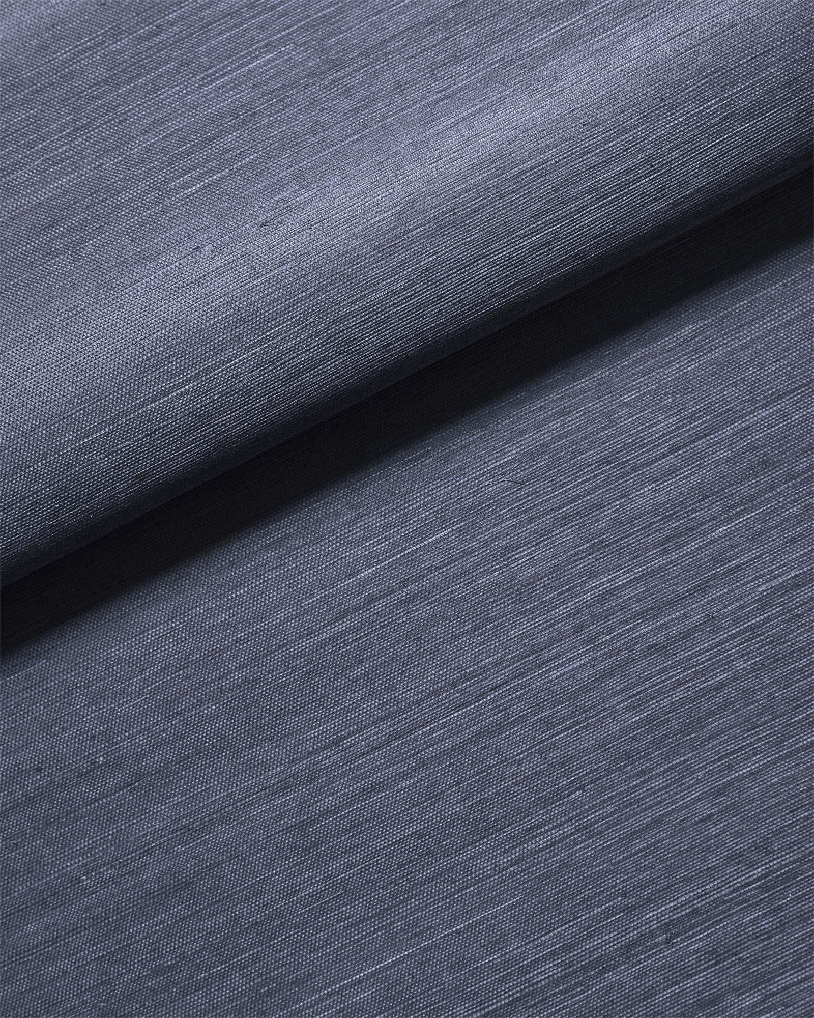 Serena & Lily Grasscloth Wallcovering Navy home decor