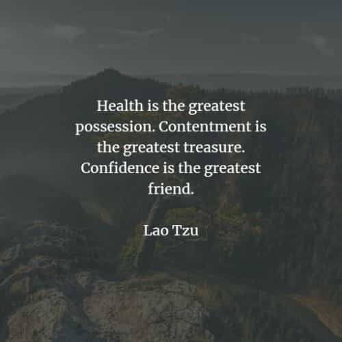 65 Famous quotes and sayings by Lao Tzu