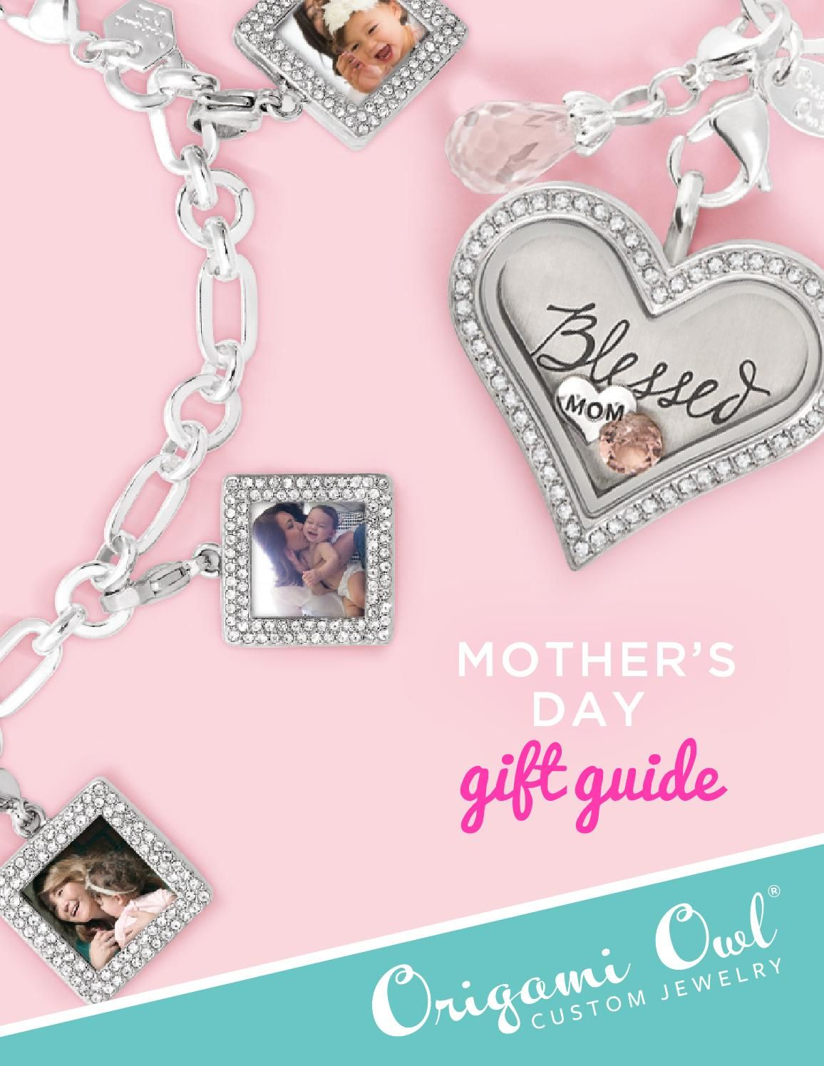 Origami Owl Mother's Day 2015 Lookbook   Origami owl ... - photo#28
