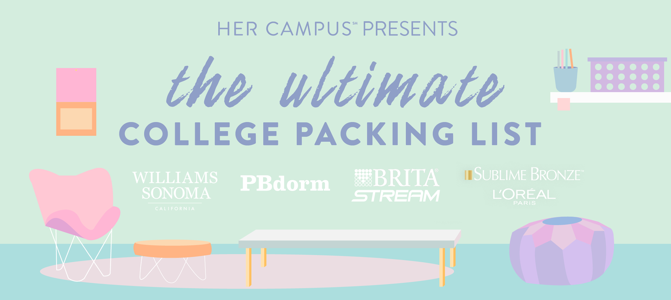 What To Bring To College The Best College Packing List