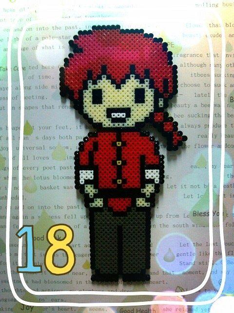 ranma 1/2 pixel art