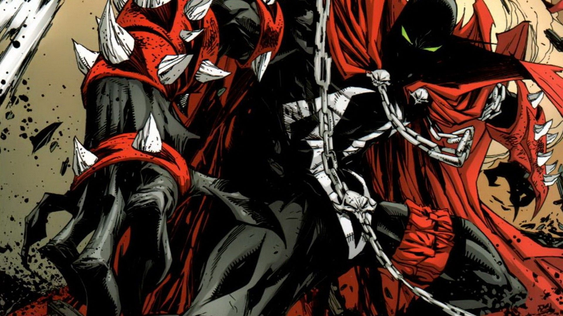 Todd McFarlane Has Completed His SPAWN Movie Script And Hopes To Make A Big Announcement At Comic Con GeekTyrant