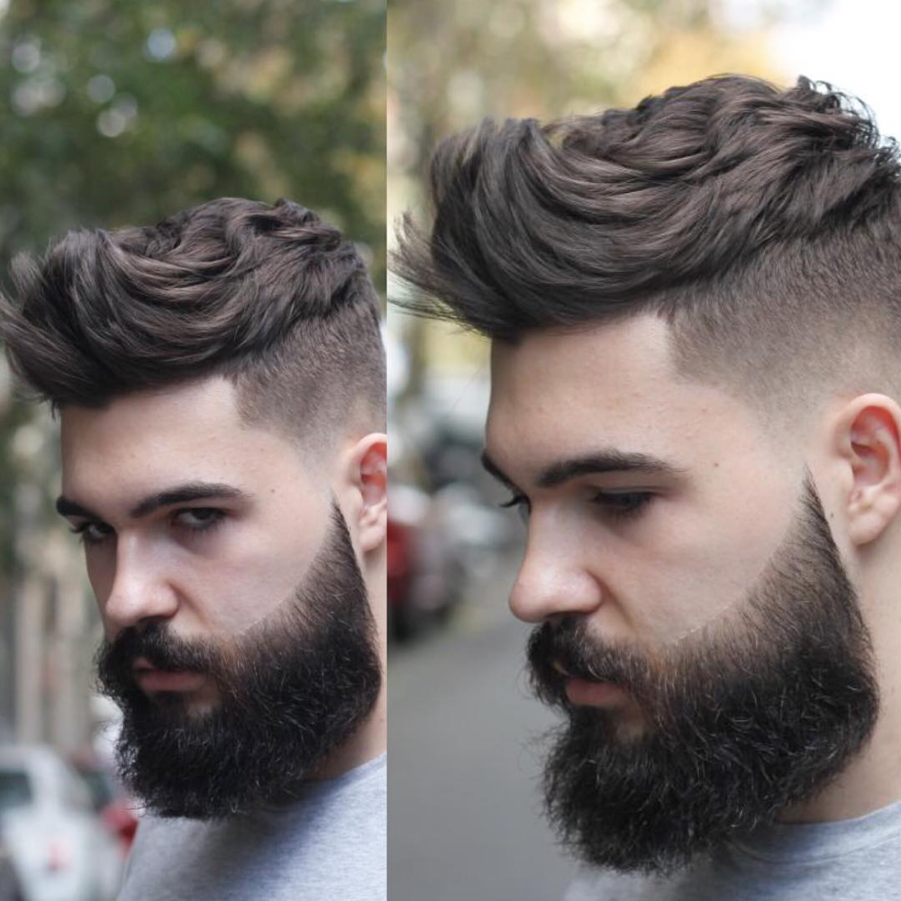 Top 50 Men S Hairstyles 2020 Update High Fade Haircut Fade Haircut Mens Hairstyles Thick Hair