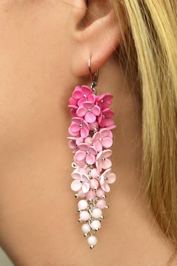 Polymer clay Jewelry Polymer clay Earrings Fashion jewelry | 's 'sfashion