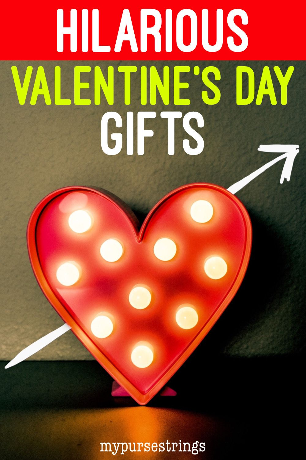 Funny valentines day gifts for married couples keeping