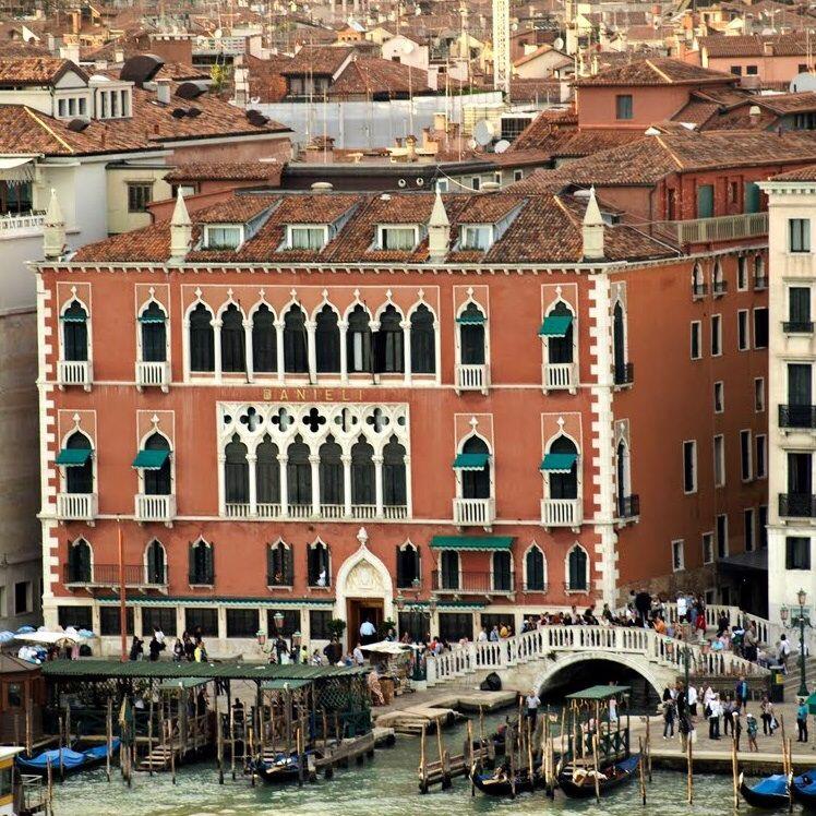 Hotel Danieli - Venice, Italy | Venezia italia, Venezia ...