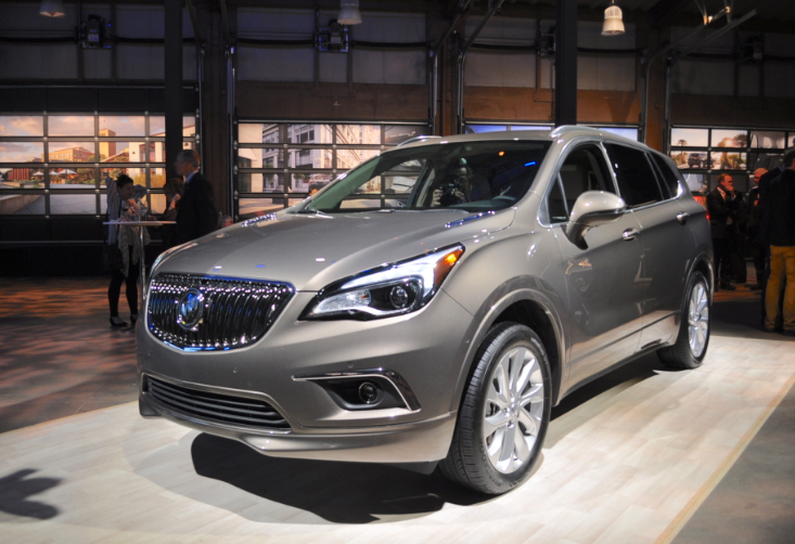 2020 Buick Envision Concept Engine Price The 2020 Buick Envision Can Come To The United States Of America Which Var Buick Envision Buick Luxury Crossovers
