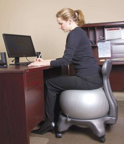 size s ball medicine office chair exercise furniture