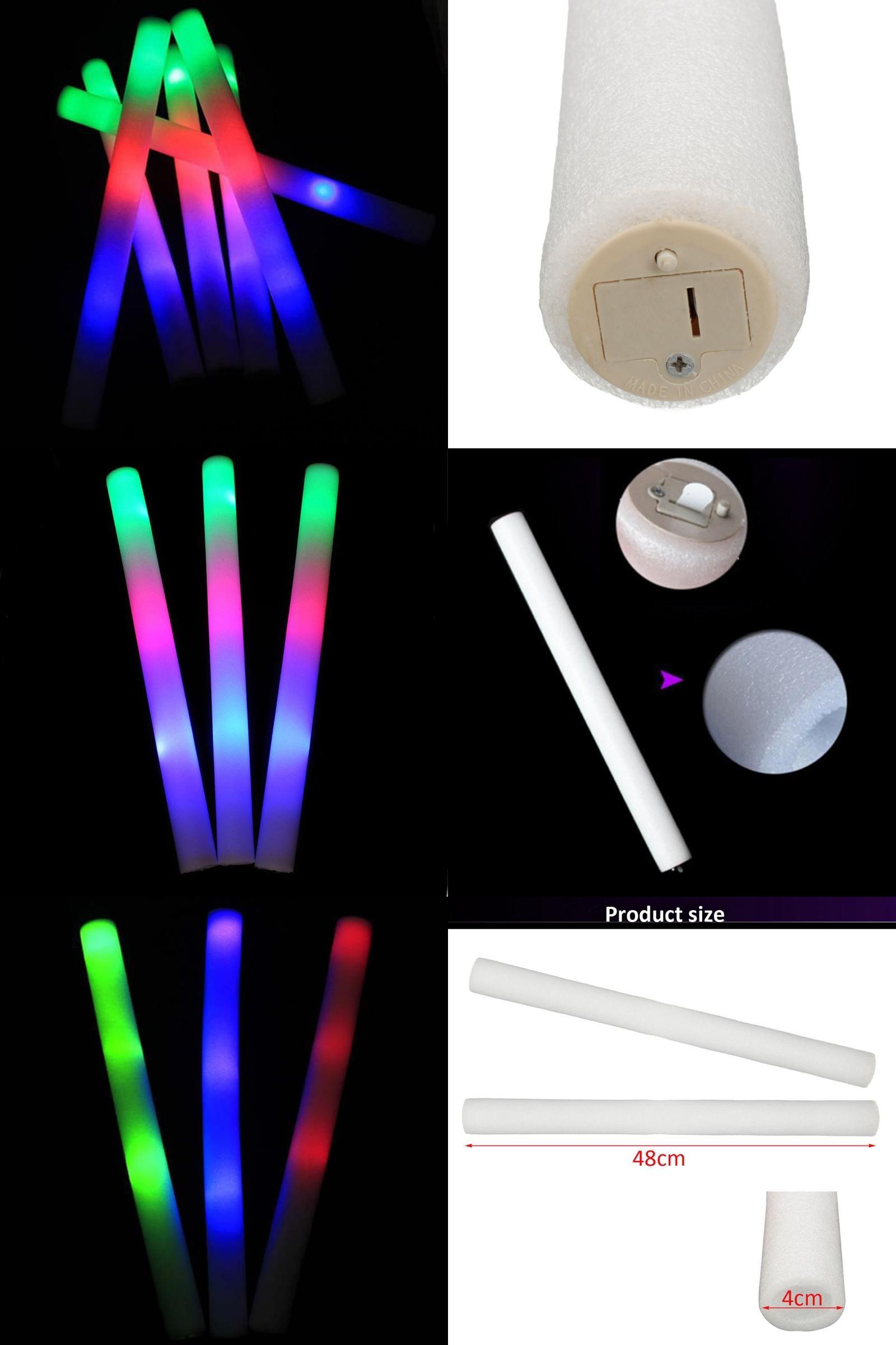 46++ Wedding foam glow sticks information