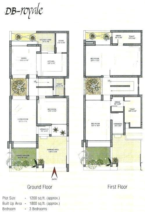 1500 Square Foot House Plans Open Concept Sq Ft Design Indian House Plans Duplex House Plans Modern House Plans