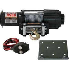 4700 Lb Capacity Winch Kit By Champion 100129 Utv Winch Atv