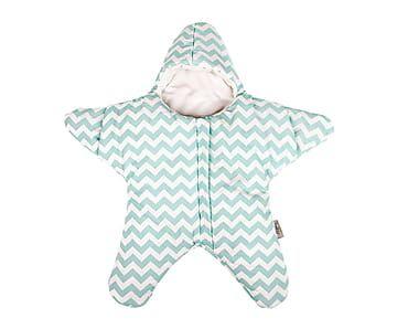 baby bites schneeanzug stern mint l 74 cm baby pinterest babykleidung und igel. Black Bedroom Furniture Sets. Home Design Ideas