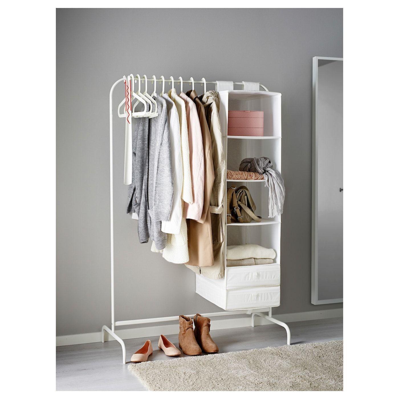 MULIG Garderobenständer - weiß - IKEA Deutschland  Kleiderständer