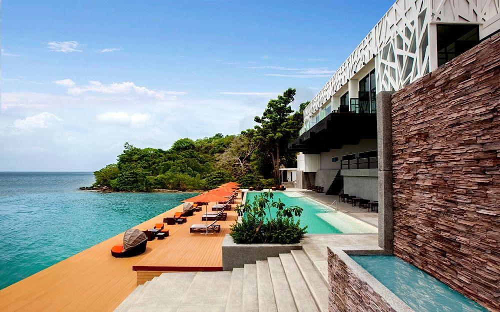Best Vacation Thailand Hotel Villa 360 Resort Phi
