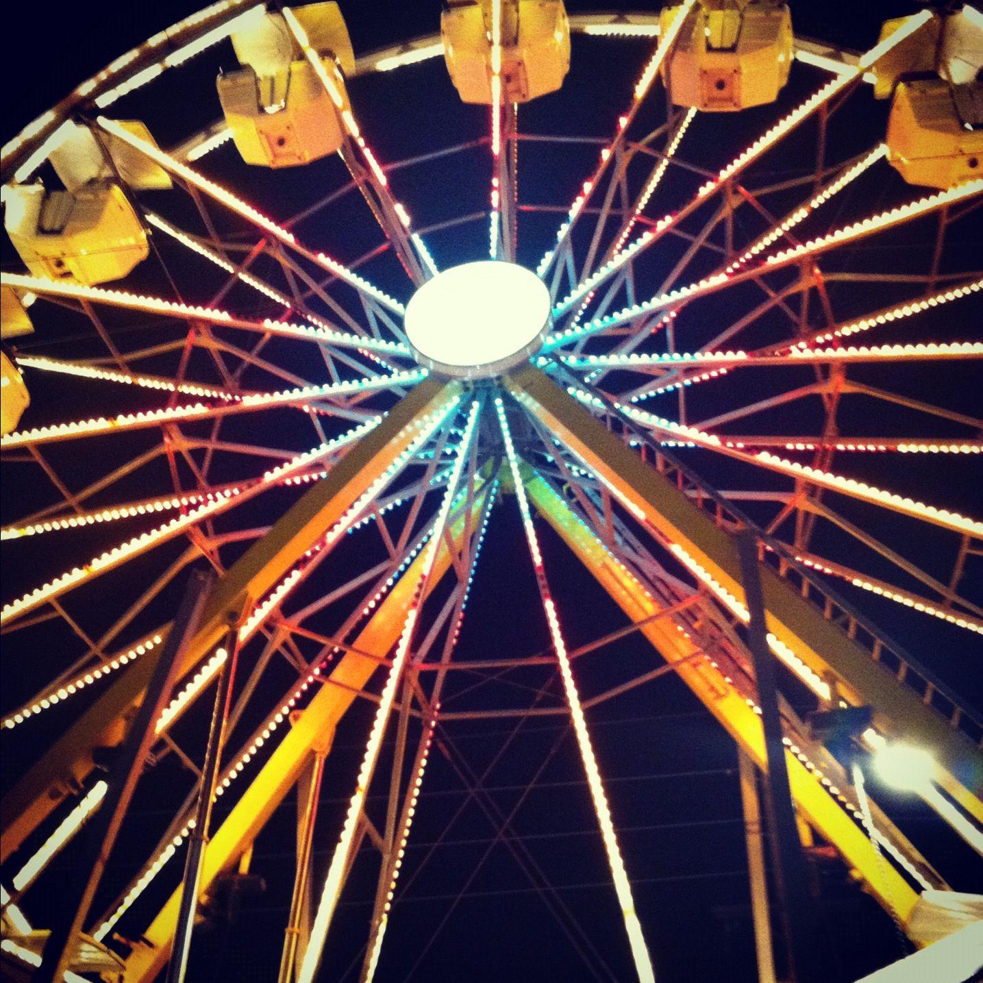 Ferris wheel:)