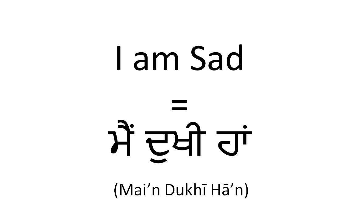 Pin on English to Punjabi