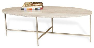 Ashlyn Cocktail Table - modern - coffee tables - Interlude Home
