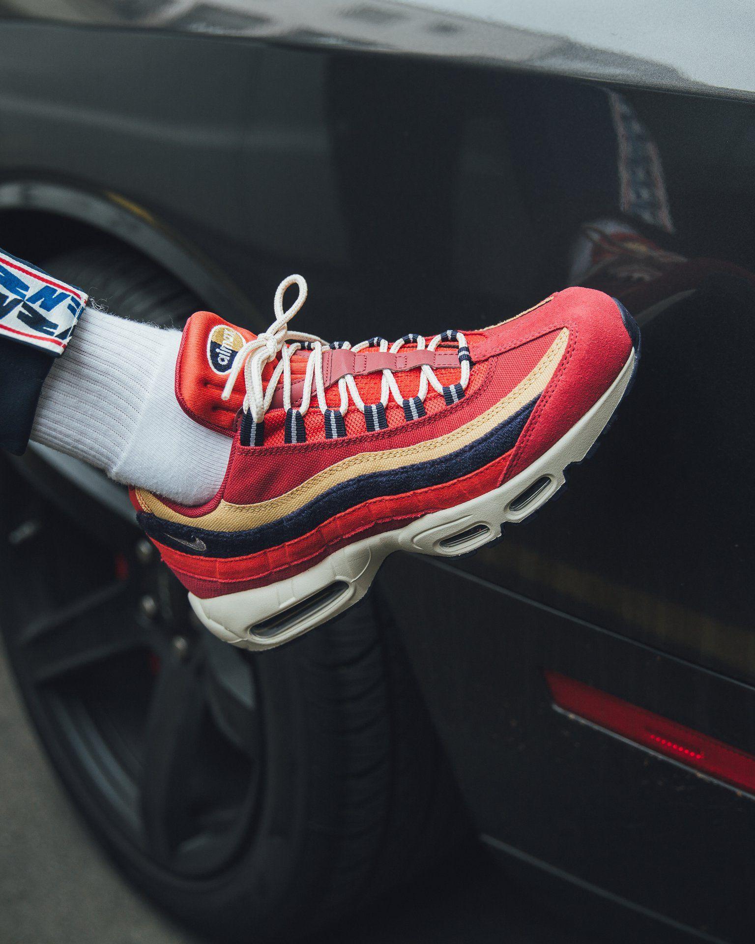6fea4d9347 Nike Air Max 95 Premium