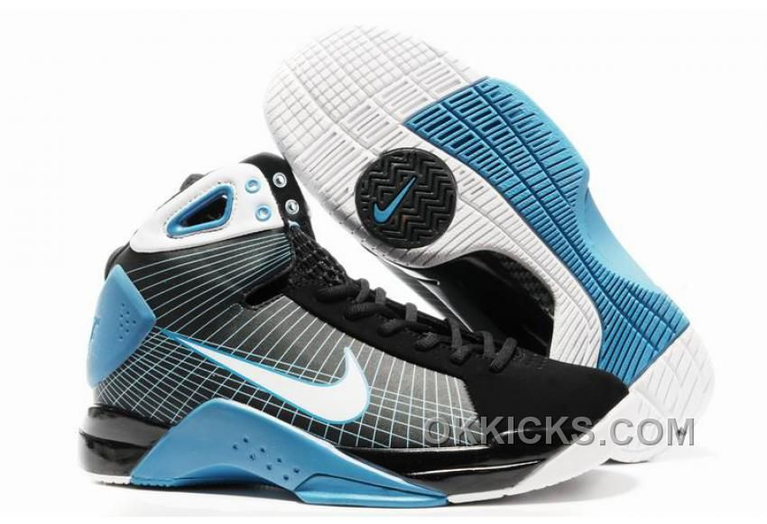8b316964d2a1 For Sale Nike Kobe Hyperdunk TB Black Royal White Metallic Silver Mens  Basketball Shoes 324820 157