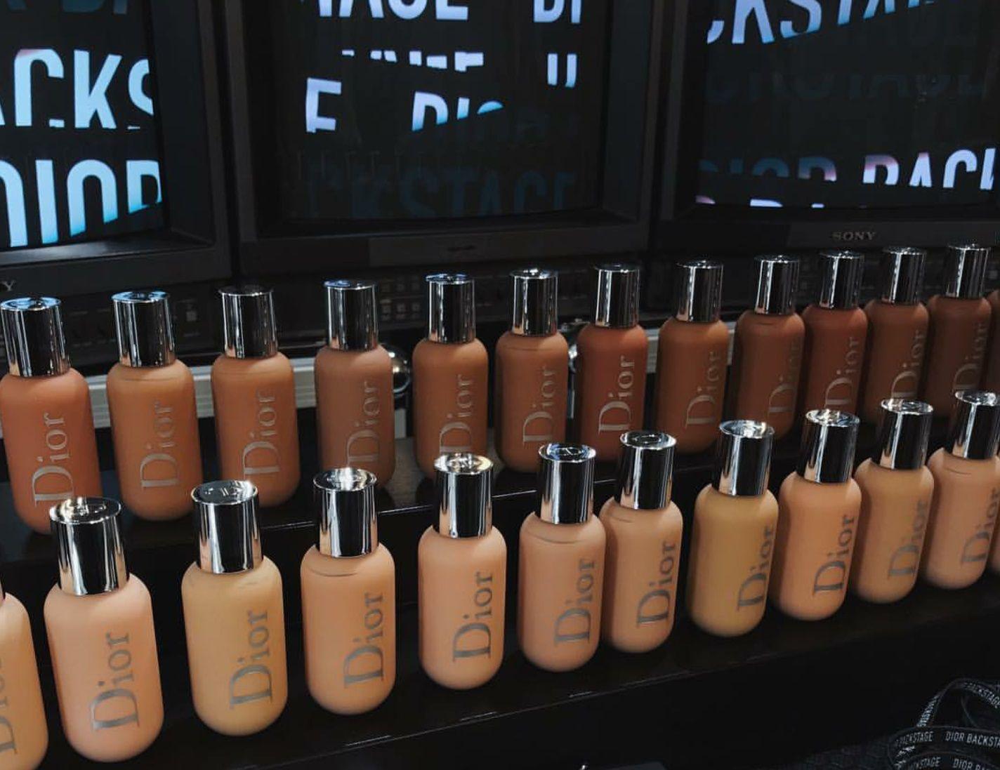 DIOR Backstage Face & Body Foundation - Makeup   DIOR ...