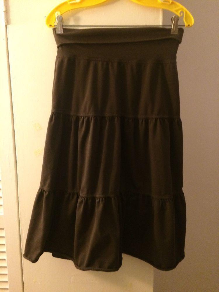 Ann Taylor Loft Womens Skirt #AnnTaylorLOFT #Pleated