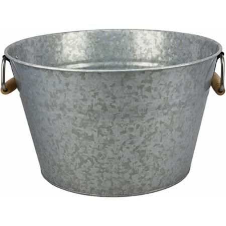 7e3b726791910a1cd269c9b13e91610e - Better Homes And Gardens Galvanized Steel Oval Tub