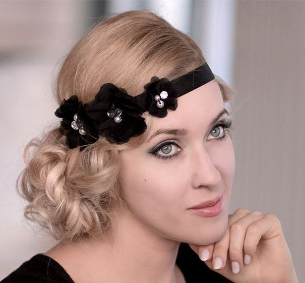 Haircut by Lilith Moon ! | 1920s long hair, Gatsby hair, Long hair styles