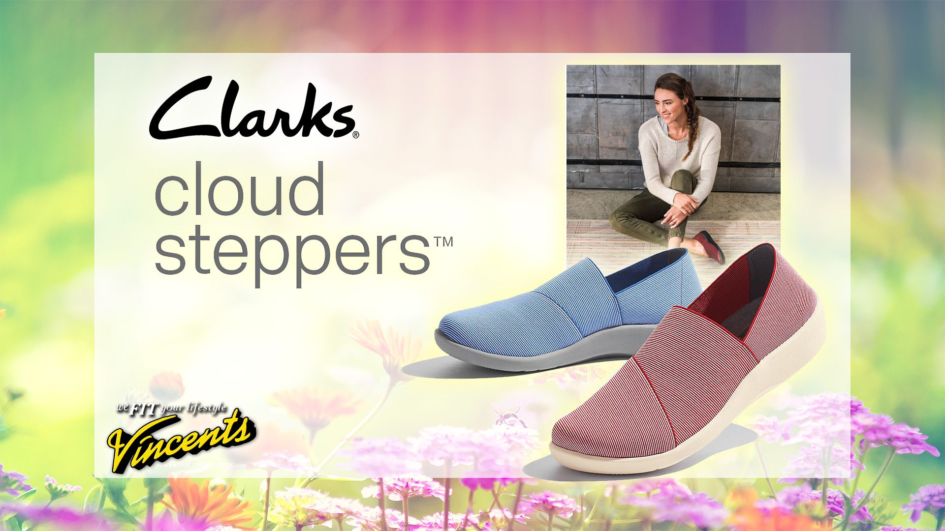 Yes, Clark Cloud Steppers are like