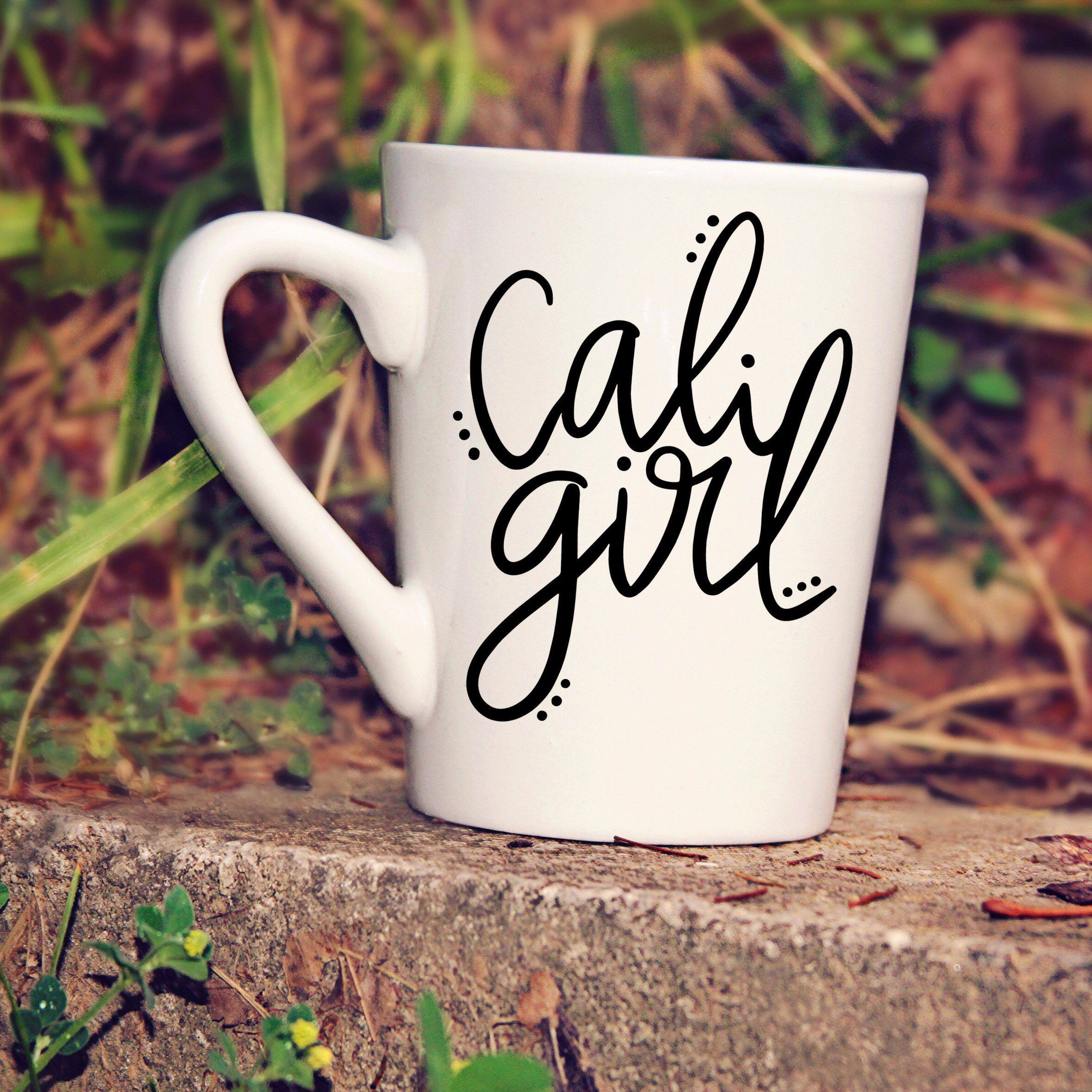 Decal** Cali girl, sassy, Gifts under 5 (With images