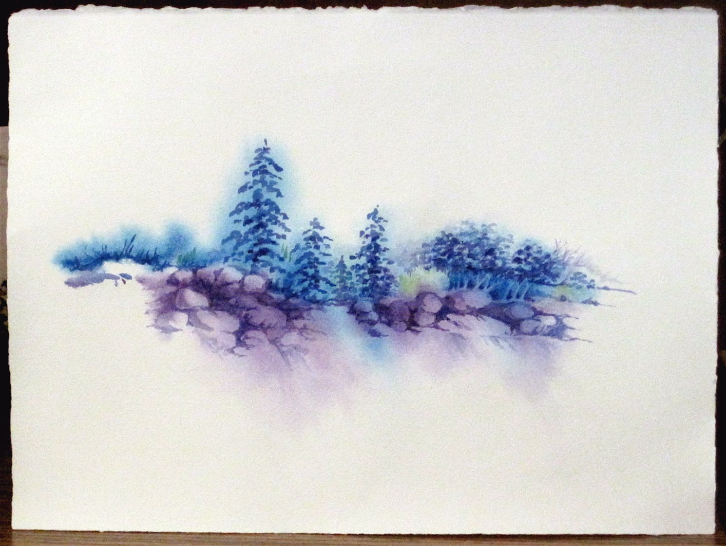 Ren e goularte art in process thoughts on the creative for Cool watercolour