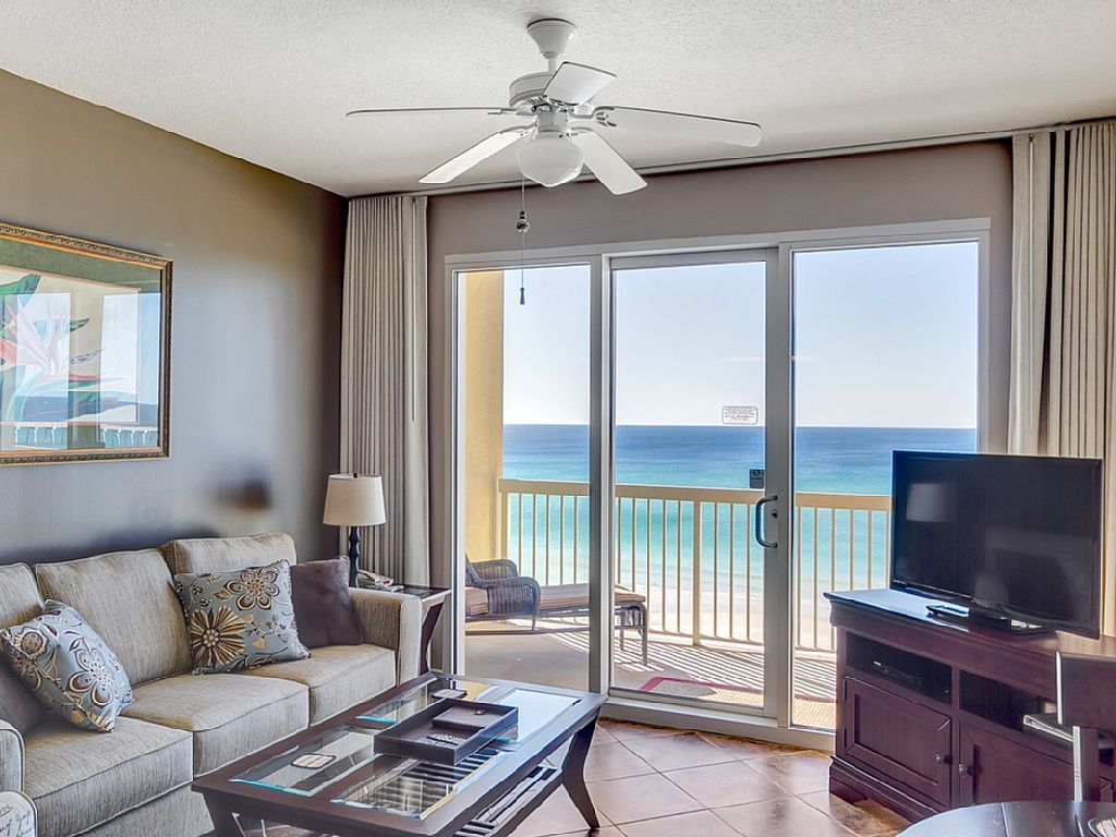 This is the condo we are staying in at Calypso in July